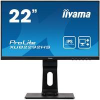 "Iiyama ProLite XUB2292HS-B1 21,5"" Full HD IPS - Business Monitor - Zwart"