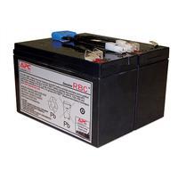 APC UPS batterij: Batterij Vervangings Cartridge RBC142 - Zwart