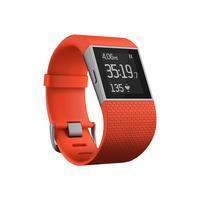 Fitbit sporthorloge: Surge - Oranje