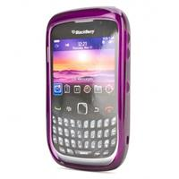 BlackBerry mobile phone case: Soft Shell, Royal Purple - Paars