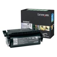 Lexmark toner: Optra T High Yield Return Program Print Cartridge - Zwart