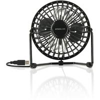 TORNADO USB Desk Fan, black