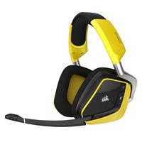 Corsair VOID PRO RGB Wireless SE Premium Headset - Geel