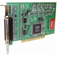 Brainboxes interfaceadapter: PCI 4 port OPTO RS422/485