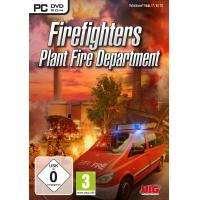 UIG Entertainment game: Firefighters: Plant Fire Department  PC