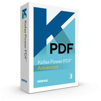 Kofax Power PDF Advanced 3.0 Software licentie