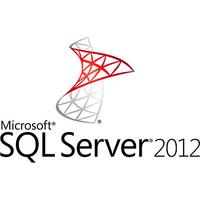 Microsoft software: SQL Server Enterprise Core Edition 2012, OLP-NL, Qlfd, SNGL