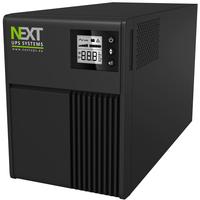 NEXT UPS Systems Mantis II Tower UPS - Zwart