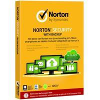 Norton Security met Backup 2.0 25 GB NL