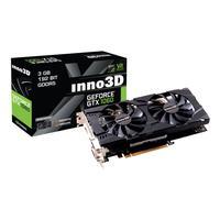 Inno3D videokaart: GeForce GTX 1060 X2 - Zwart