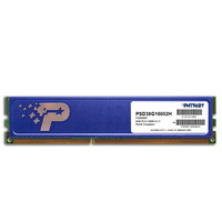 Patriot Memory RAM-geheugen: DDR3 8GB PC3-12800 (1600MHz) DIMM