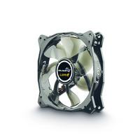 Lepa Hardware koeling: BOL.QUIET Tri-Speed - Zwart, Wit