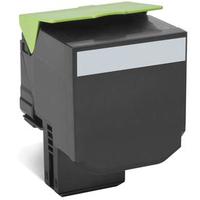 Lexmark cartridge: 802XK - Zwart