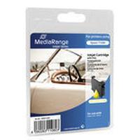 MediaRange inktcartridge: T1284 - Geel