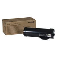 Xerox toner: Phaser 3610 WorkCentre 3615 tonercartridge met extra hoge capaciteit ZWART (25.300 pag.)