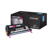 Lexmark toner: X560 4K magenta printcartridge