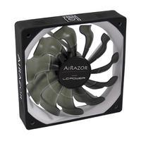 LC-Power Hardware koeling: AiRazor - Zwart, Wit