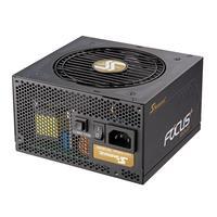 Seasonic power supply unit: FOCUS Plus 750 Gold - Zwart