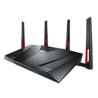 ASUS DSL-AC88U Wireless router - Zwart