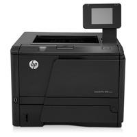 HP laserprinter: LaserJet Pro M401dw - Zwart