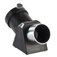 "Celestron 45-Degree erect image diagonal, 3.175 cm (1.25"") , black telescoop accessoire - Zwart"