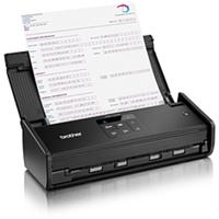 Brother scanner: Desktop scanner - 16 ppm - dubbelzijdig - Wireless - geleverd met professioneel software pakket - Zwart