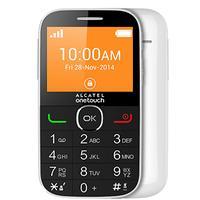 Praktische en moderne ALCATEL ONETOUCH seniorentelefoon