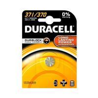 Duracell batterij: 371/370