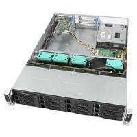 Intel SAN: Intel® Storage System JBOD2312S3SP - Zwart, Grijs