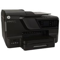 HP multifunctional: OfficeJet 8600 - Zwart, Cyaan, Magenta, Geel