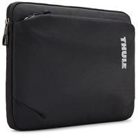 Thule TSS-313B Black Macbook Apple Apple Laptoptas - Zwart