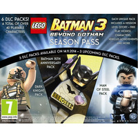 Warner Bros LEGO Batman 3: Beyond Gotham DLC Season Pass, PC