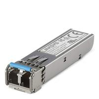 Linksys netwerk tranceiver module: SFP, 1000base, LX, 1310nm, 10km