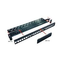 Intronics Pathpaneel leeg 24 voudig, MK Serie Patch panel