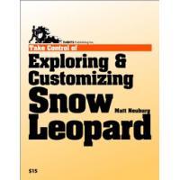 "TidBITS Publishing algemene utilitie: TidBITS Publishing, Inc. Take Control of Exploring "" Customizing Snow Leopard - ....."