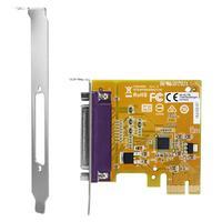 Hewlett Packard Enterprise interfaceadapter: PCIe x1 parallelle-poortkaart
