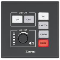 Extron MLC Plus 100 - Zwart, Wit