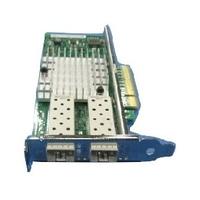 DELL X520 DP - Netwerkadapter - PCIe low profile - 10 GigE - voor PowerEdge C6220 netwerkkaart