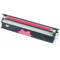 OKI cartridge: Toner voor C110/C130/MC160n, Magenta