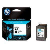 HP inkjet cartridge 27 zwart
