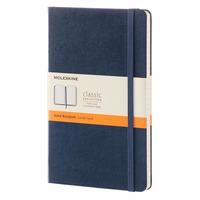 Moleskine Classic schrijfblok - Blauw