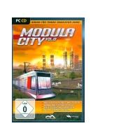 Halycon product: Media pc CD-ROM Modula City V3.0 - Add-On fr Trainz 2006 - 2010