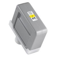 Canon inktcartridge: PFI-301Y - Geel