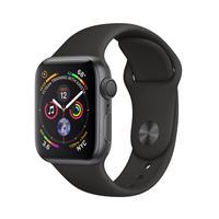Apple Series 4 Black Aluminium 40mm smartwatch