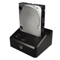 "Ewent HDD/SSD docking station: 2.5""/3.5"" SATA, USB 3.0"