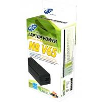FSP/Fortron netvoeding: NB V 65 - Zwart