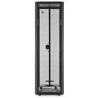 Hewlett Packard Enterprise rack: HP 11642 1200mm Shock Universal Network Rack - Zwart