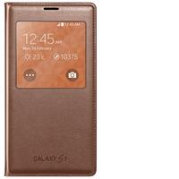 Samsung mobile phone case: S-View Goud