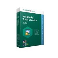 Kaspersky Lab software: Total Security 2017 - 1 Jaar - 1 Device
