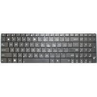 ASUS Keyboard, US english Notebook reserve-onderdeel - Zwart